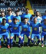 Yunusemre Belediyespor Bolvadin'den deplasmanından galibiyetle döndü