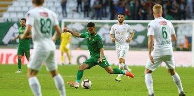 Atiker Konyaspor 0-0 Akhisarspor   MAÇ SONUCU (ÖZET)