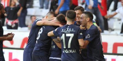 Antalyasporun kupada rakibi Darıca Gençlerbirliği