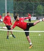 Gazişehir'de play-off hazırlıkları sürüyor