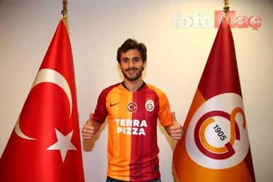 Galatasaray'da Marcelo Saracchi depremi! Gözden düştü