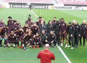 Galatasaray'da tek hedef zafer: İşte Aslan'ın 11'i!