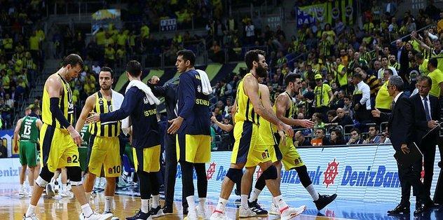 Fenerbahçe Beko THY Avrupa Ligi'nde yarın ASVEL'e konuk olacak