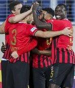 Göztepe'nin Süper Lig'de 5 maçlık yenilmezlik serisi sona erdi