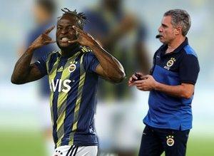 Fenerbahçe'de Ersun Yanal kararını verdi! Victor Moses...