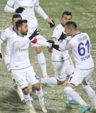 MAÇ SONUCU BB Erzurumspor 3-2 Beşiktaş
