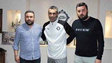 Altay sportif direktör Murat Uluç'la yollarını ayırdı