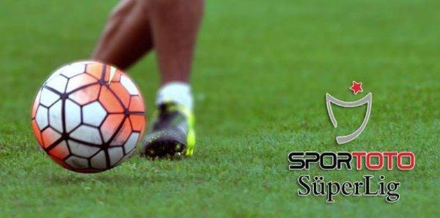 Spor Toto Süper Lig'de 18. haftanın en iyi 11'i