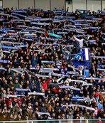 BB Erzurumspor'u ilk yarıda 103 bin taraftar isledi