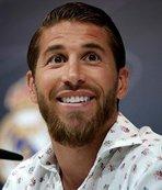 Sergio Ramos Real Madrid'de kalıyor