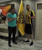 Heurtaux Ankaragücü'nde