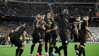 Real Madrid 1-2 Manchester City | MAÇ SONUCU