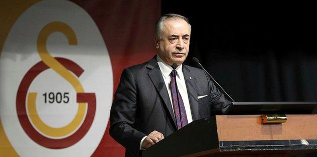 Bizim siyasetimiz Galatasaray'dır