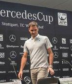 Federer kortlara dönüyor