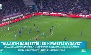 Emre Belözoğlu: Bu sezon şampiyonluk için biraz işimiz zor