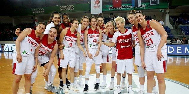 2019 Kadınlar Avrupa Basketbol Şampiyonası'na doğru