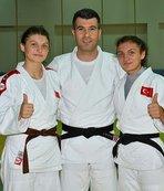 Jackie Chan'a özenerek başladıkları judoda milli takıma yükseldiler