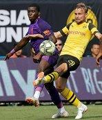Dortmund Liverpool'u farklı geçti
