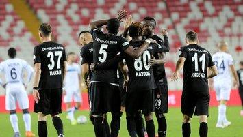 Sivasspor uzatmada turladı!