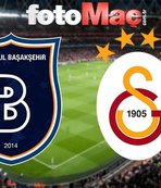 Başakşehir - Galatasaray | CANLI