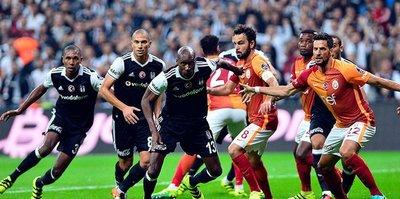 Dev derbide üstünlük Galatasaray'da!