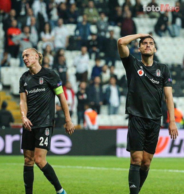 Beşiktaş'ta büyük kayıp!