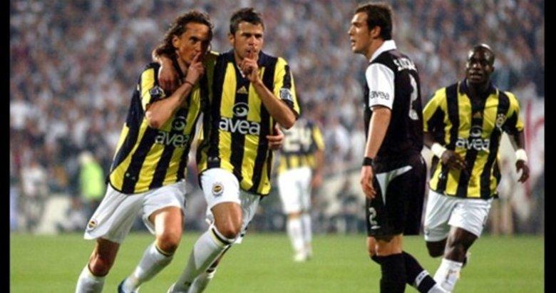 Unutulmaz Fenerbahçe-Beşiktaş derbileri