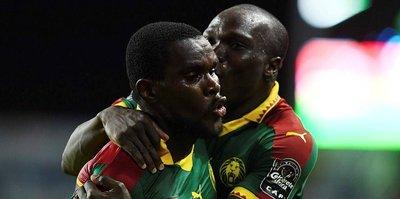 Kamerun çeyrek finale yükseldi