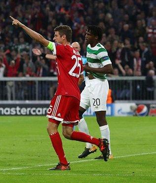 Thomas Müller 3 hafta yok