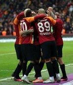 Galatasaray'da 6 Fenerbahçe'de 2