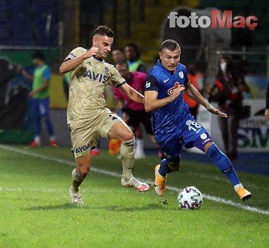 Spor yazarları Rizespor-Fenerbahçe maçını değerlendirdi