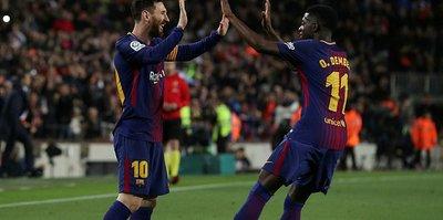 Ousmane Dembele'den itiraf: Barça'dan önce...