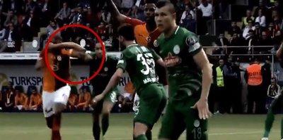 Rizespor'dan itiraz | İşte penaltı pozisyonu!