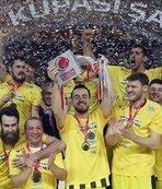 Fenerbahce Beko wins Turkish Cup