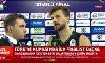 Doğuş Özdemiroğlu: İyi savunma yaparak maçı kazandık