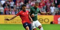 Zeki Çelik'li Lille, Saint-Etienne'i 3-1 mağlup etti