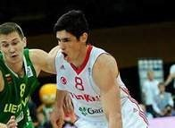 Türkiye 68-75 Litvanya
