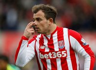 Shaqiri'ye 'come to Galatasaray' mesajı
