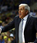 Obradovic: Takımımdan çok memnunum