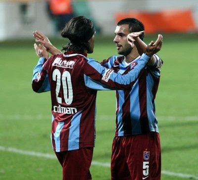 Trabzonspor - Büyükşehir (Ziraat Türkiye Kupası)