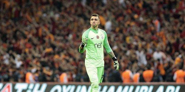 Fernando Muslera'ya 10 milyon euro