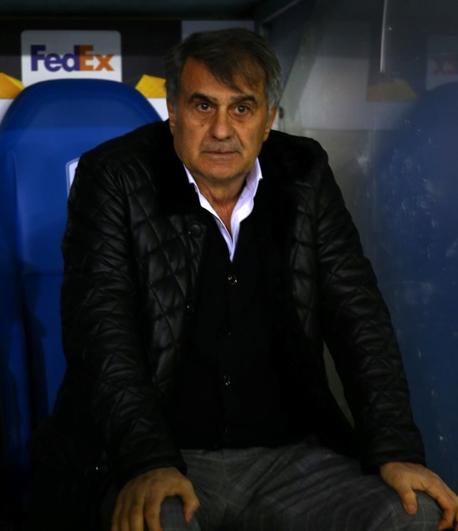 Genk - Beşiktaş maçından kareler...