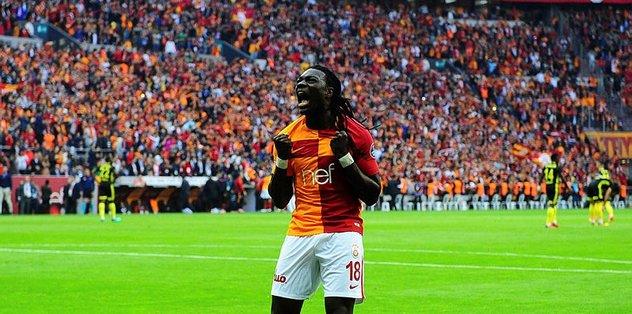 Galatasaray'da Gomis krizi! FIFA...