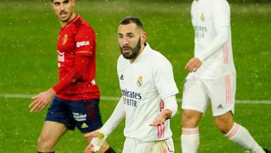 Osasuna 0-0 Real Madrid | MAÇ SONUCU