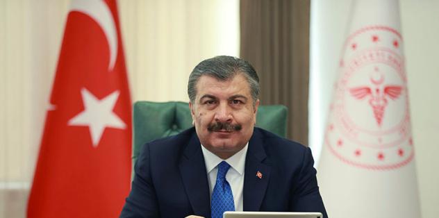 Sağlık Bakanı Fahrettin Koca güncel corona virüsü rakamlarını açıkladı (29 Haziran)