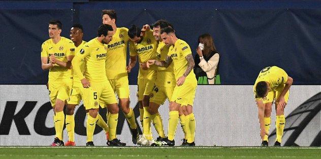 Villarreal - Arsenal: 2-1 MAÇ SONUCU - ÖZET | UEFA Avrupa Ligi