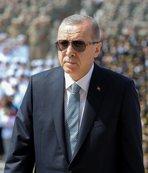 Türkiye Milli Takımı'na ilk tebrik Başkan Erdoğan'dan