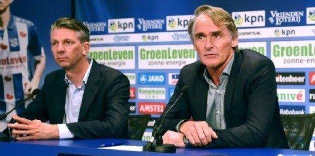 Jan Olde Riekerink Heerenveen ile anlaştı!