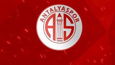 Antalyaspor'da bir futbolcunun corona virüsü testi pozitif çıktı!