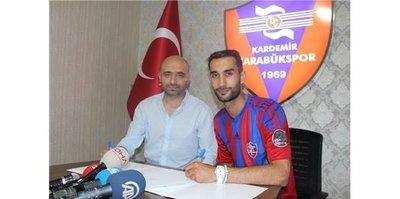Karabükspor, Ferhat Görgülü ile sözleşme imzaladı